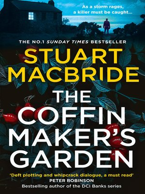 cover image of The Coffinmaker's Garden