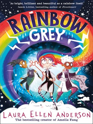 cover image of Rainbow Grey