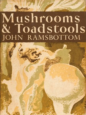 cover image of Mushrooms and Toadstools