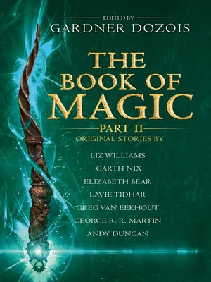 cover image of The Book of Magic