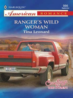 cover image of Ranger's Wild Woman