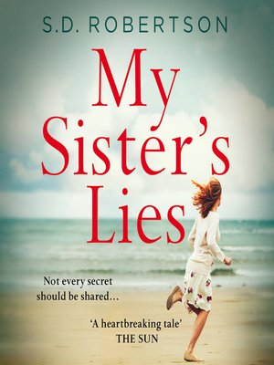 cover image of My Sister's Lies