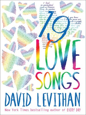 cover image of 19 Love Songs