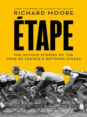 cover image of Etape