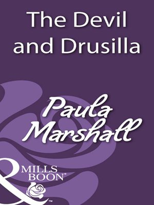 cover image of The Devil and Drusilla