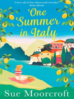 cover image of One Summer in Italy