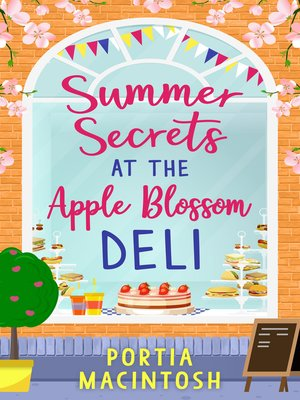 cover image of Summer Secrets at the Apple Blossom Deli