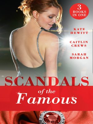 cover image of Scandals of the Famous