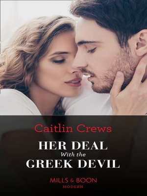 cover image of Her Deal With the Greek Devil