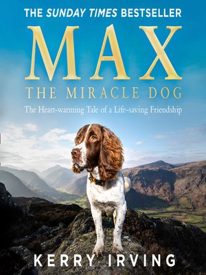 cover image of Max the Miracle Dog