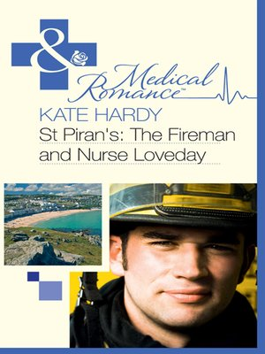 cover image of St Piran's: The Fireman and Nurse Loveday