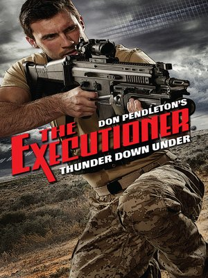 cover image of Thunder Down Under