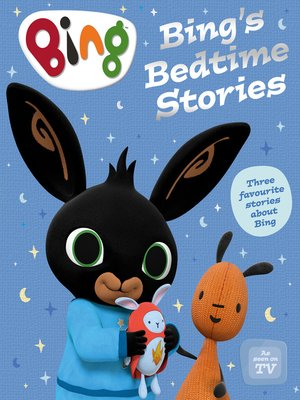 cover image of Bing's Bedtime Stories
