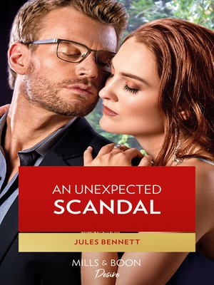 cover image of An Unexpected Scandal