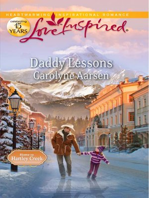cover image of Daddy Lessons