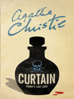 cover image of Curtain: Poirot's Last Case