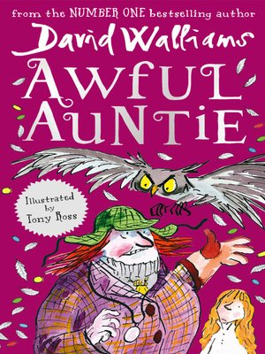 cover image of Awful Auntie