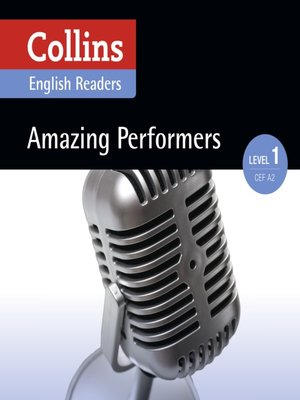 cover image of Amazing Performers