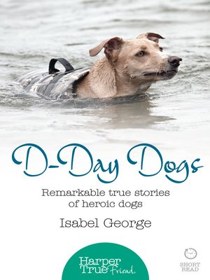 cover image of D-day Dogs