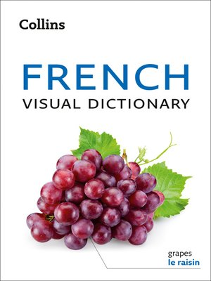 cover image of Collins French Visual Dictionary