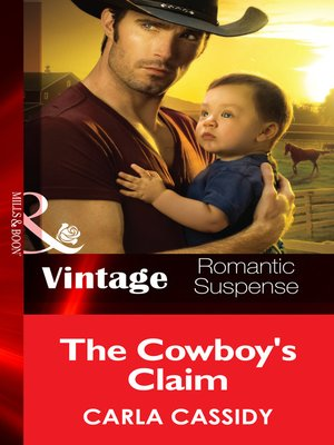 cover image of The Cowboy's Claim