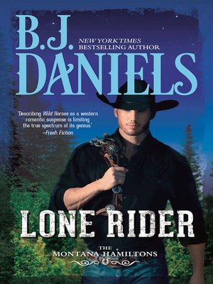 cover image of Lone Rider