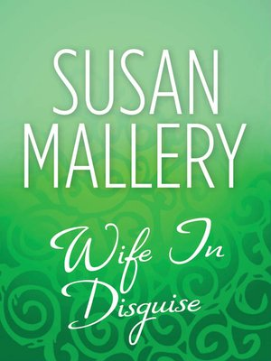 cover image of Wife in Disguise