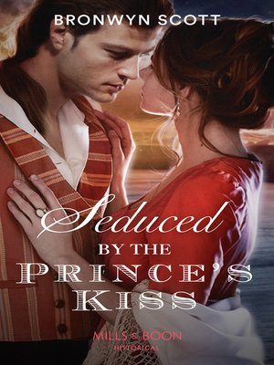 cover image of Seduced by the Prince's Kiss
