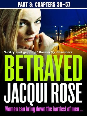 cover image of Betrayed (Part Three