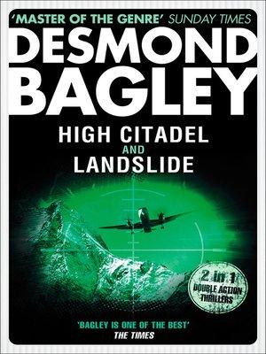 cover image of High Citadel / Landslide