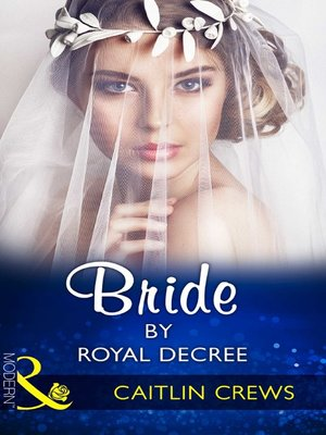 cover image of Bride by Royal Decree