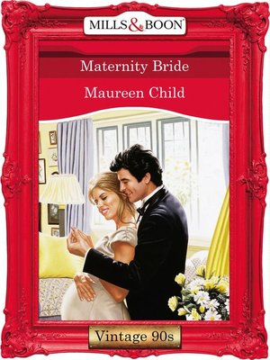 cover image of Maternity Bride
