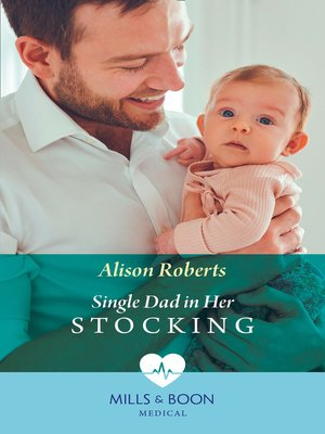 cover image of Single Dad In Her Stocking