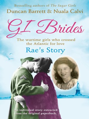 cover image of Rae's Story (GI Brides Shorts, Book 4)