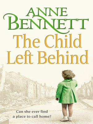 cover image of The Child Left Behind
