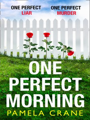 cover image of One Perfect Morning