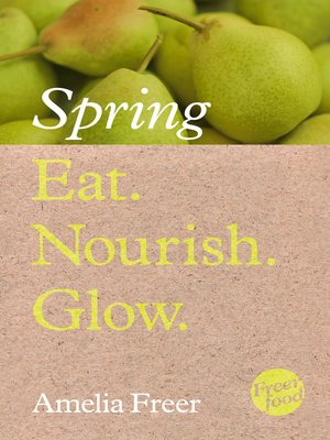 cover image of Eat. Nourish. Glow – Spring