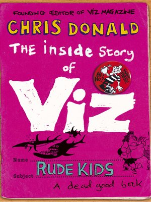 cover image of The Inside Story of Viz
