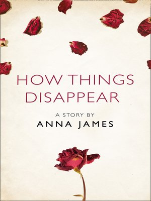 cover image of How Things Disappear