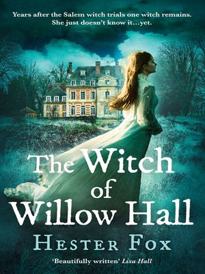 cover image of The Witch of Willow Hall