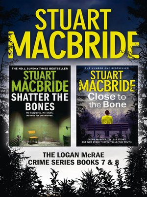 cover image of Logan McRae Crime Series Books 7 and 8