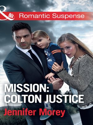 cover image of Mission: Colton Justice