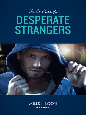 cover image of Desperate Strangers