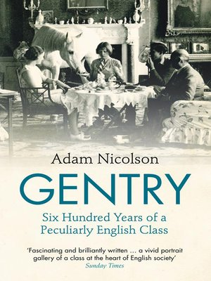 cover image of The Gentry