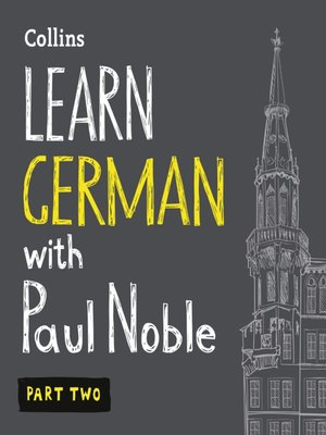 cover image of Learn German with Paul Noble, Part 2