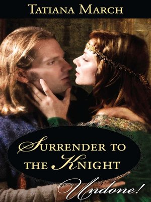 cover image of Surrender to the Knight