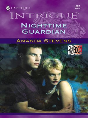 cover image of Nighttime Guardian