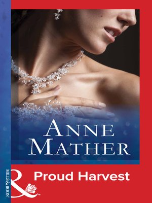 cover image of Proud Harvest