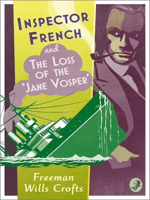 cover image of The Loss of the 'Jane Vosper'