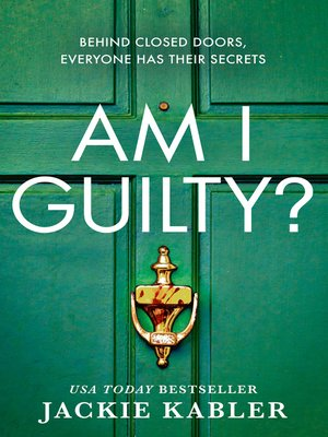 cover image of Am I Guilty?